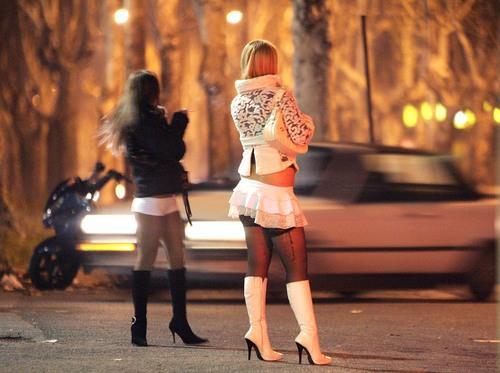 Prostitutes Zhashkiv