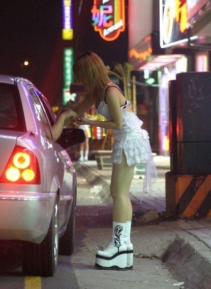 Prostitutes Taipei