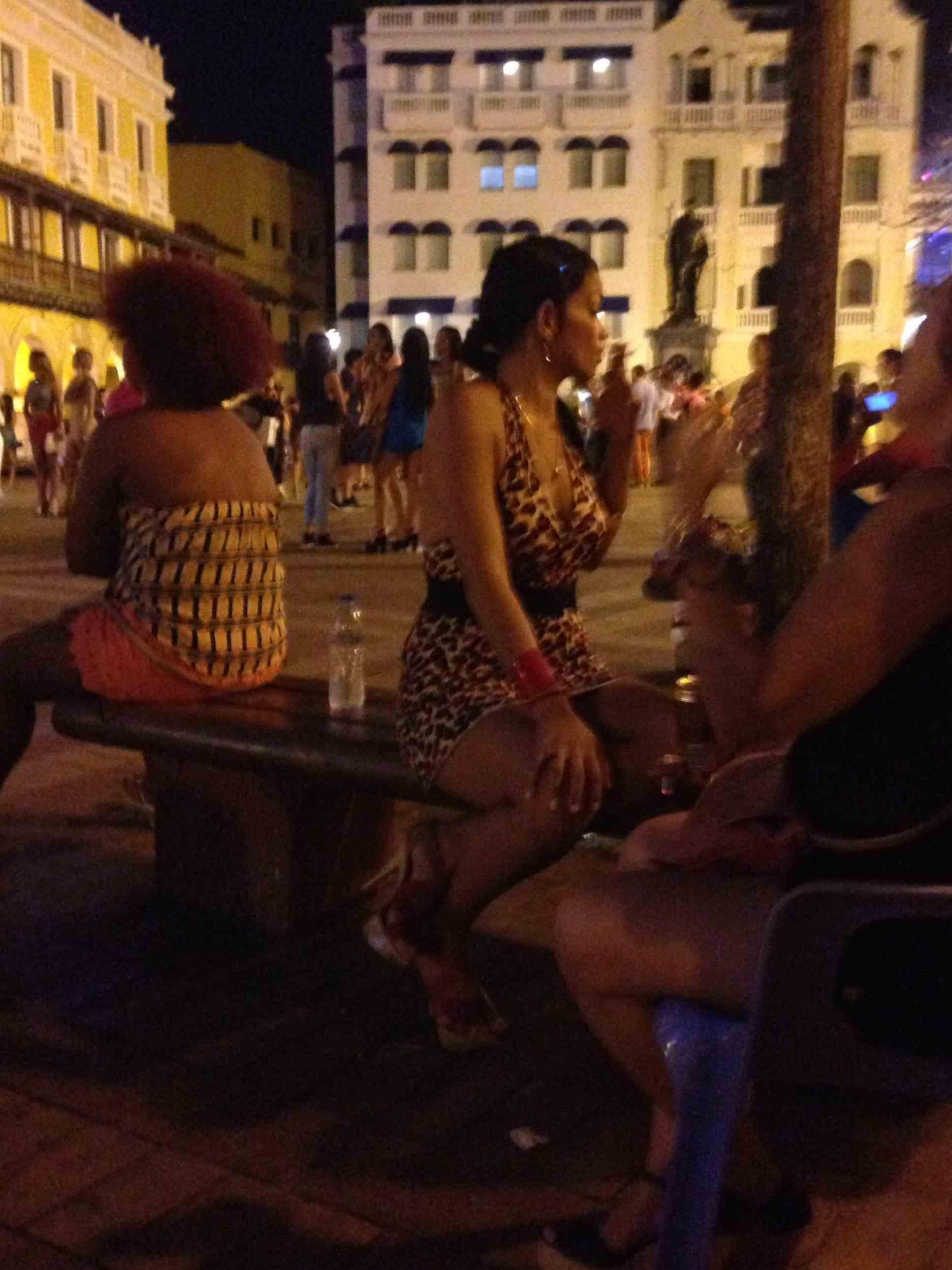 Prostitutes Santa Marta