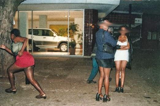Prostitutes Yola